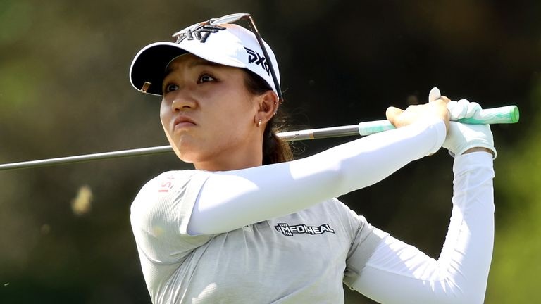 Lydia Ko got off to a good start in her first event since linking up with Sean Foley