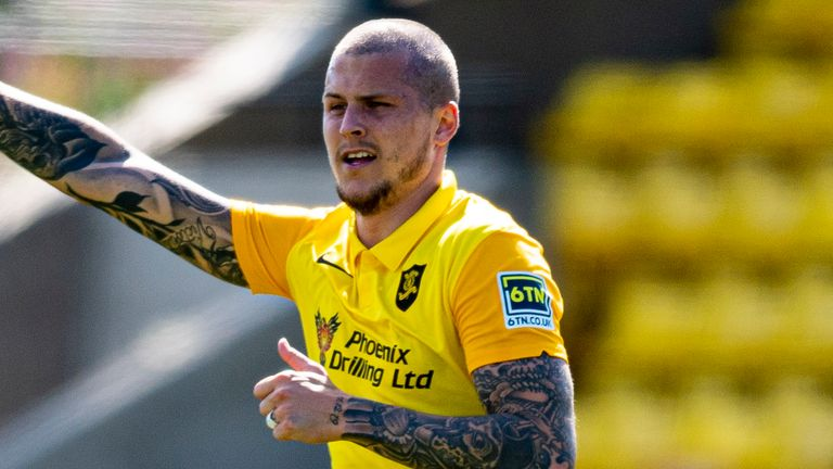 QPR have rejoined the race to land Livingston striker Lyndon Dykes