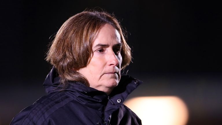 Birmingham have been searching for a permanent successor to Marta Tejedor