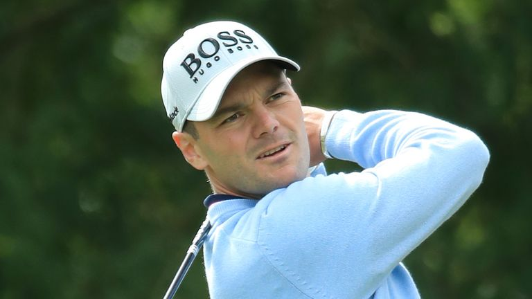 Kaymer is an 11-time winner on the European Tour