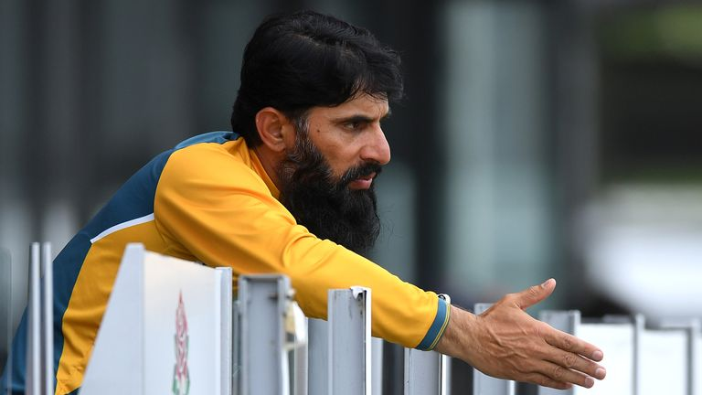 Pakistan coach Misbah-ul-Haq is concerned that a lack of training during isolation will harm his side's chances in New Zealand