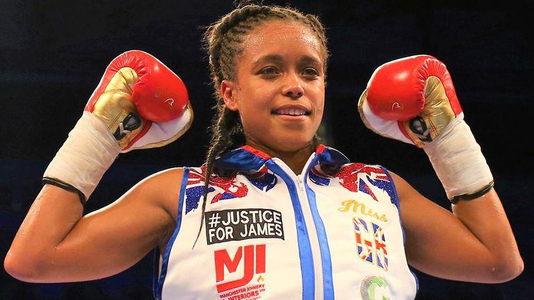 Natasha Jonas challenges Terri Harper for WBC title on Friday