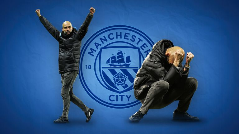 Manchester City finished far behind eventual Premier League champions Liverpool last season