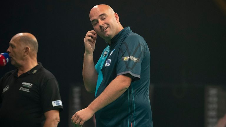 Rob Cross endured a difficult Premier League return in Milton Keynes