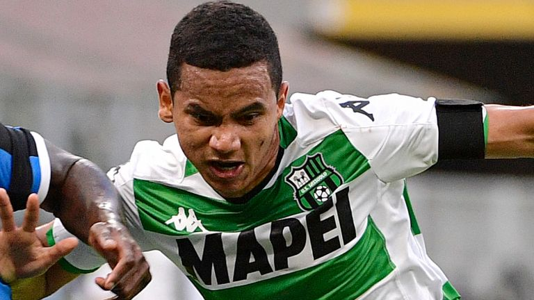 Rogerio has represented Brazil at youth level