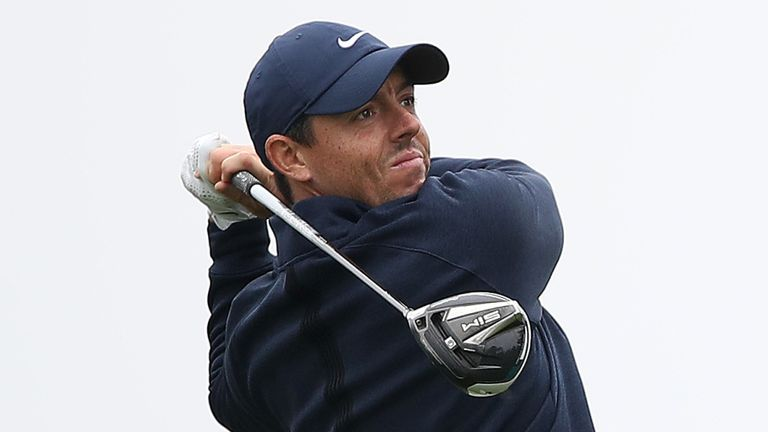 Rory McIlroy has not posted a top-10 since before the shutdown