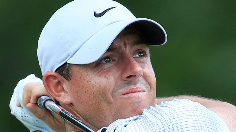 McIlroy is looking to become the first back-to-back winner of the FedExCup