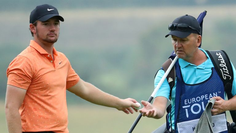 Horsfield sits third in the UK Swing's Order of Merit