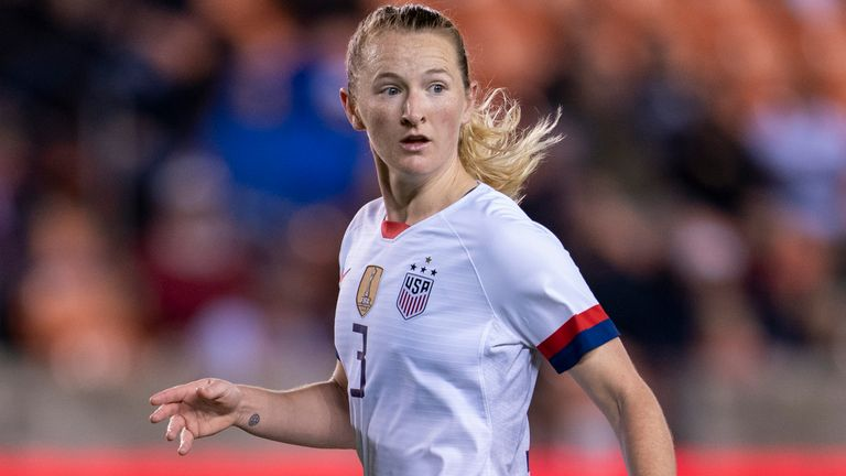 Sam Mewis will link up with Rose Lavelle at Man City