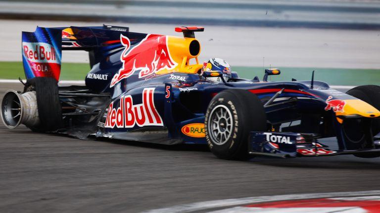 Istanbul Park was the scene of the crash between Sebastian Vettel and Mark Webber when Red Bull team-mates in 2010