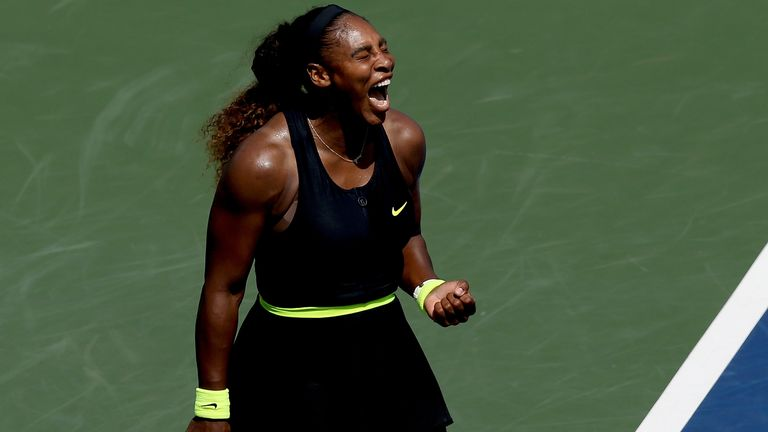 Serena Williams will be in hot pursuit of a 24th Grand Slam