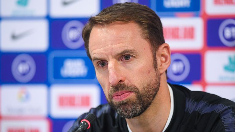 Gareth Southgate will have different options open to him at next year's Euros