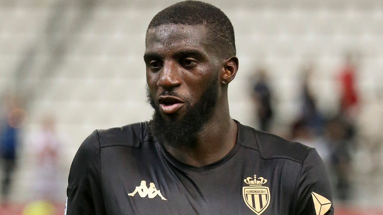 Bakayoko played 23 times for Monaco this season before the French campaign was ended in April amid the coronavirus pandemic