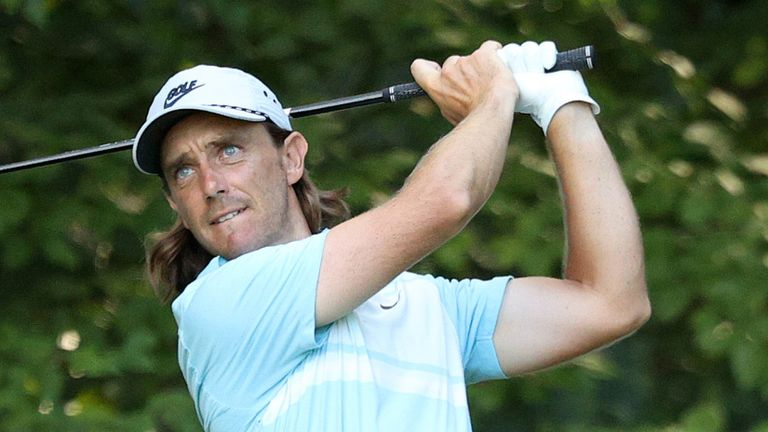 Tommy Fleetwood sits two off the pace after the opening round of the Northern Trust