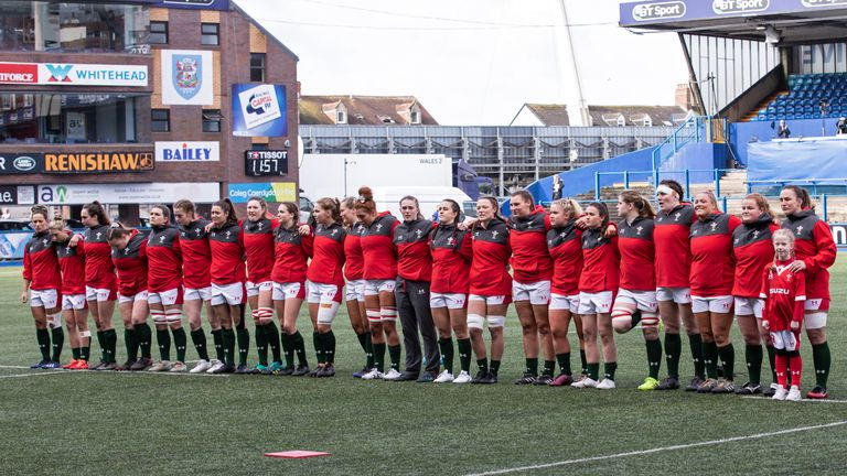 The 2020 Women's Six Nations competition will be completed on weekends in October and December