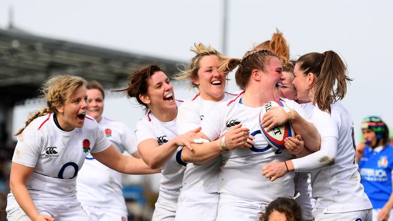 England Women have matches against Italy and France coming up