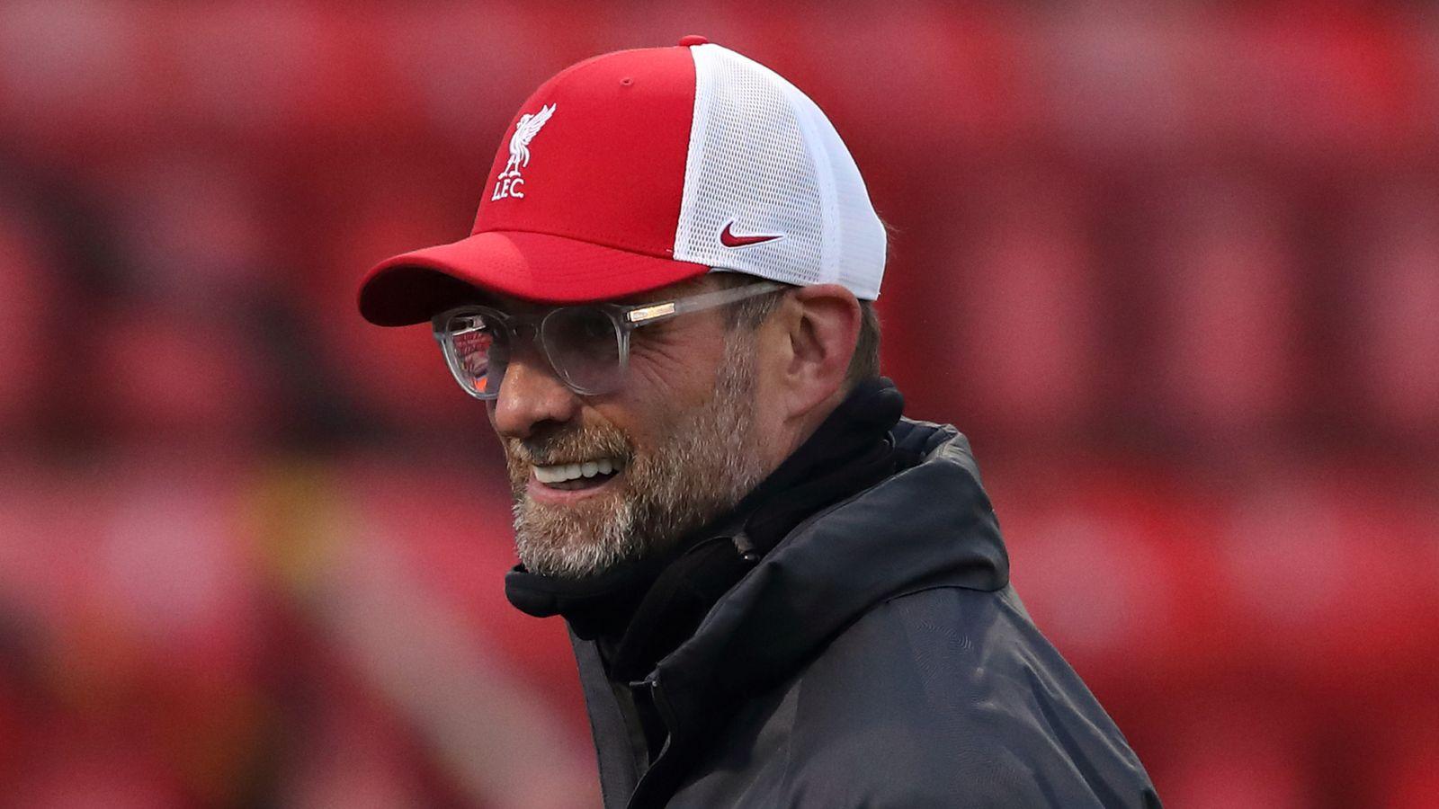 Jurgen Klopp: Liverpool's impressive home run has no