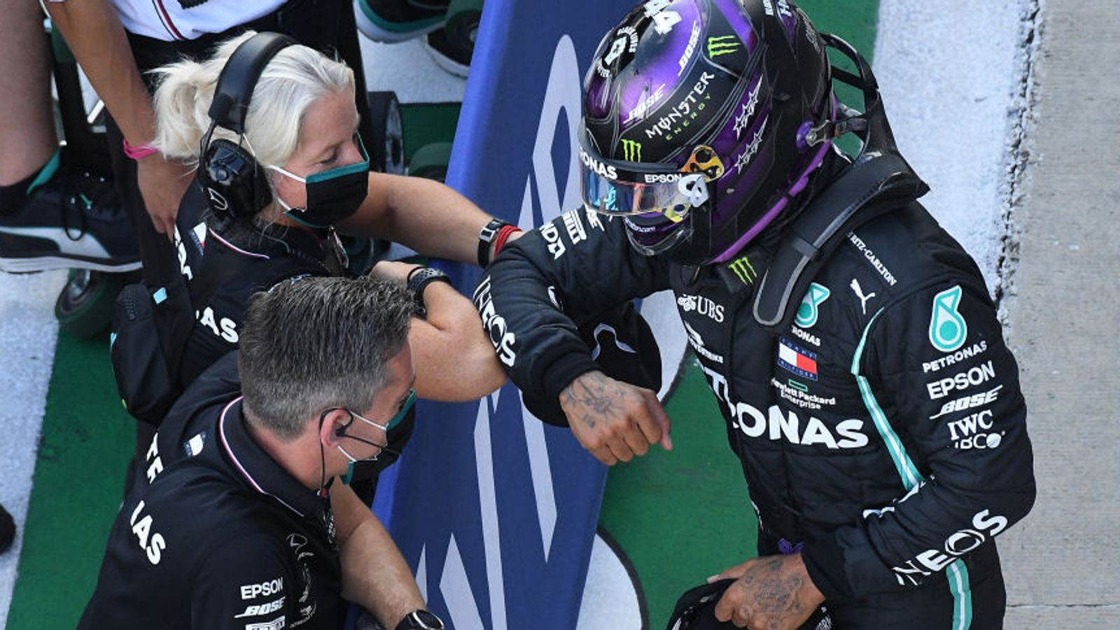 Lewis Hamilton faces post-Russian GP qualifying investigation