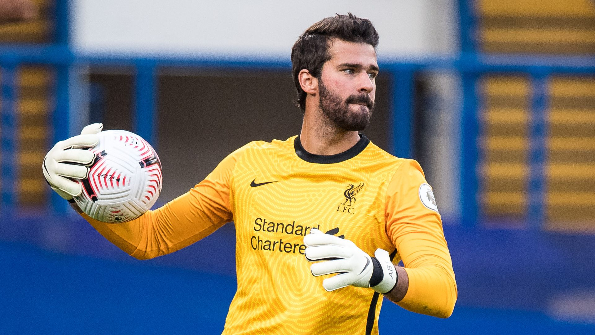 Alisson: We've needed to get back on right path