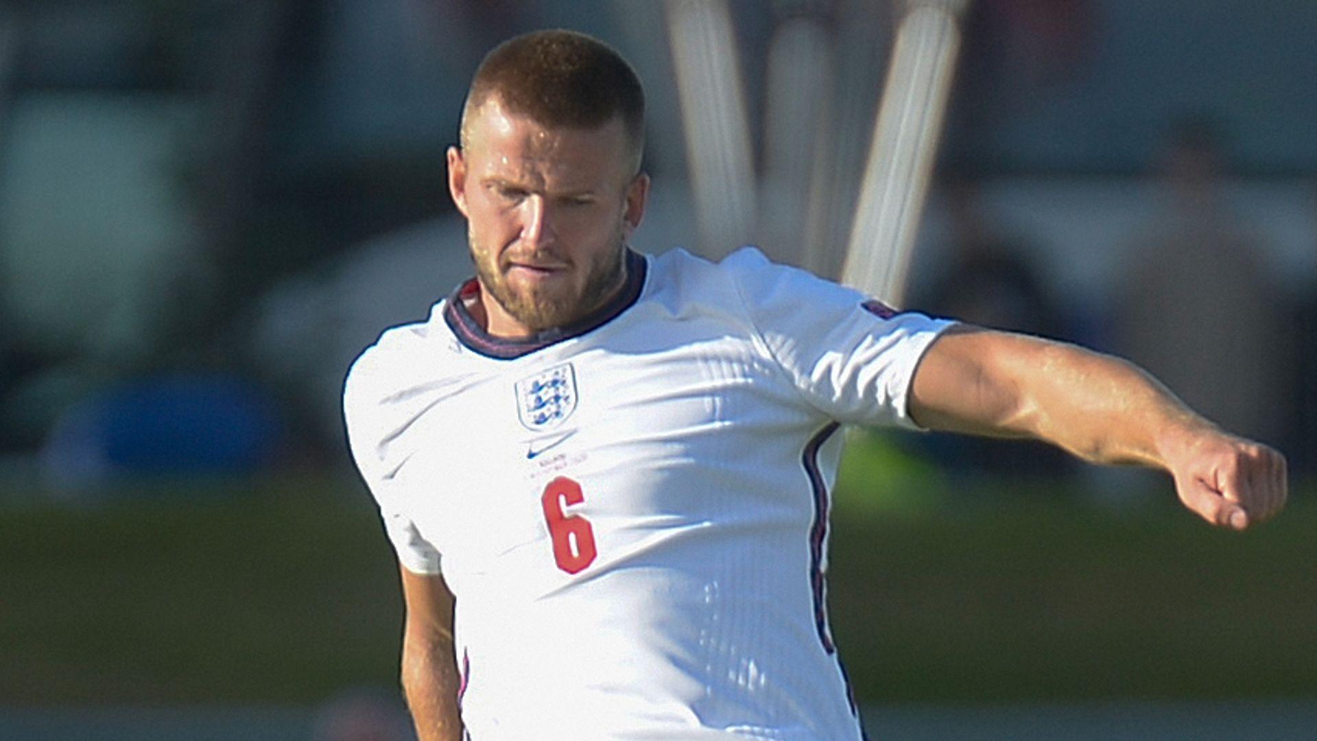 Dier to miss Denmark match through injury