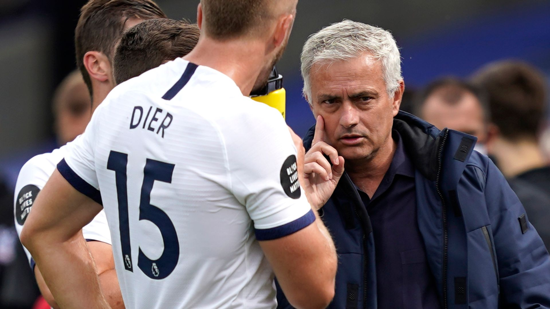 Dier: Spurs more pragmatic and mature under Jose