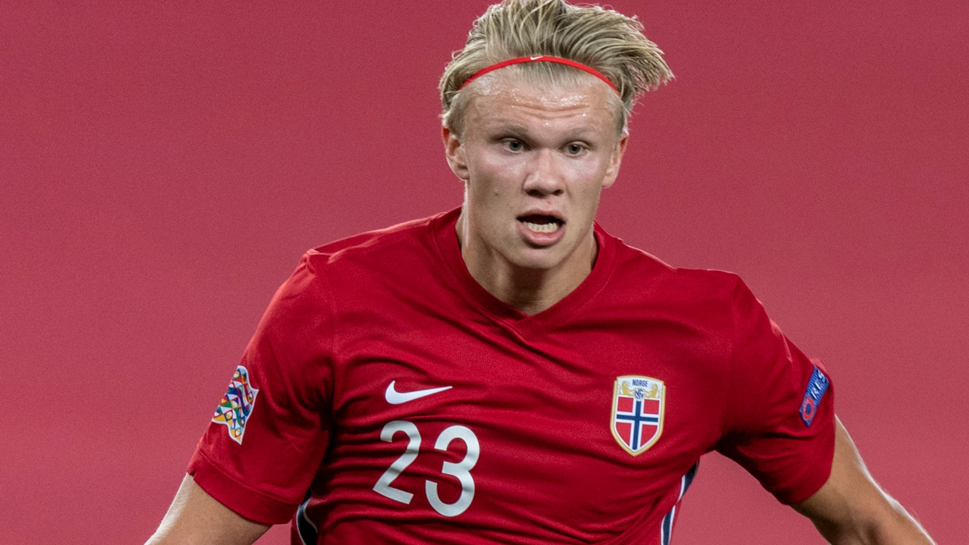 Norway coach: Haaland could be as good as Messi, Ronaldo