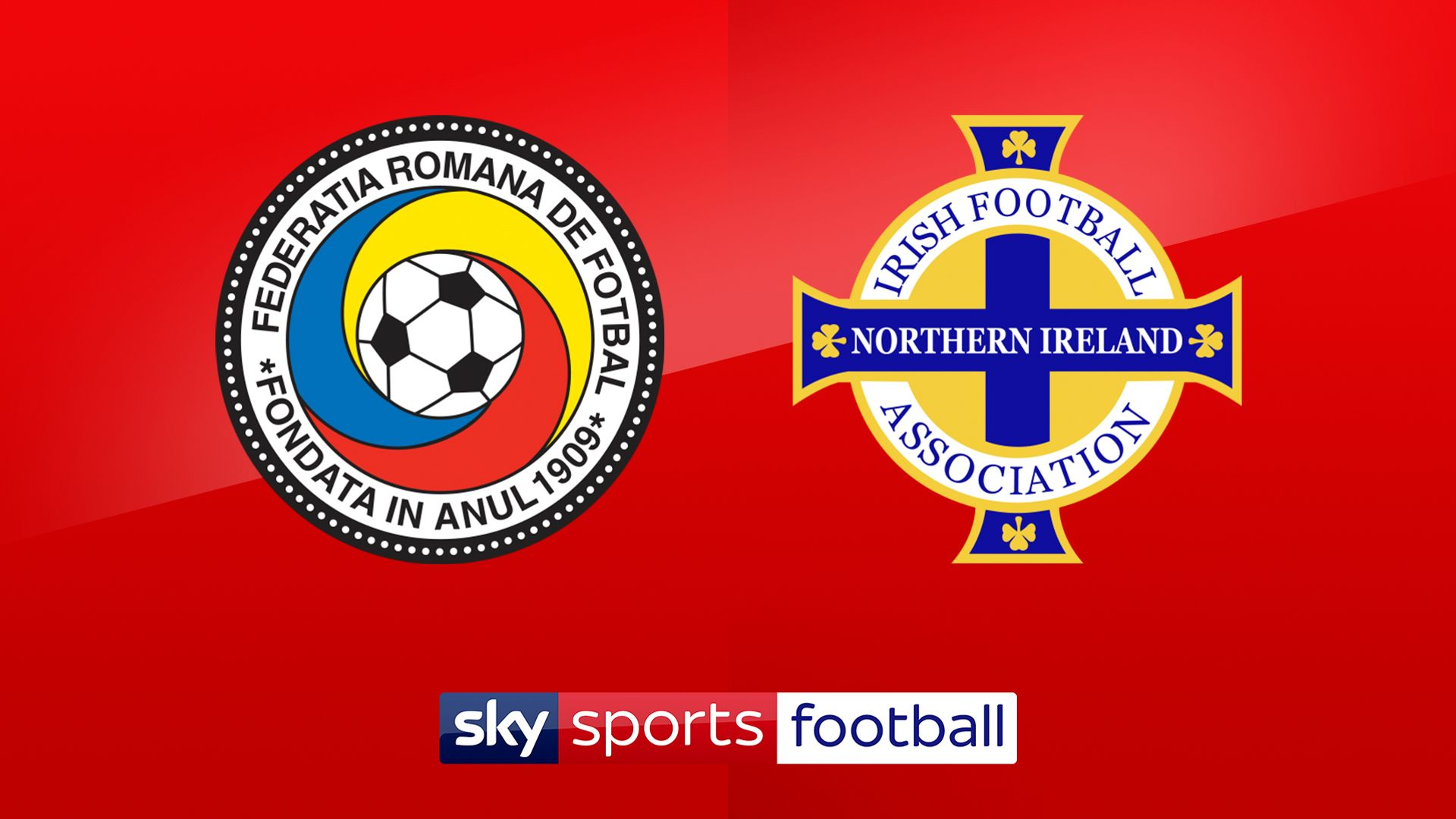 Live on Sky: N Ireland vs Romania preview