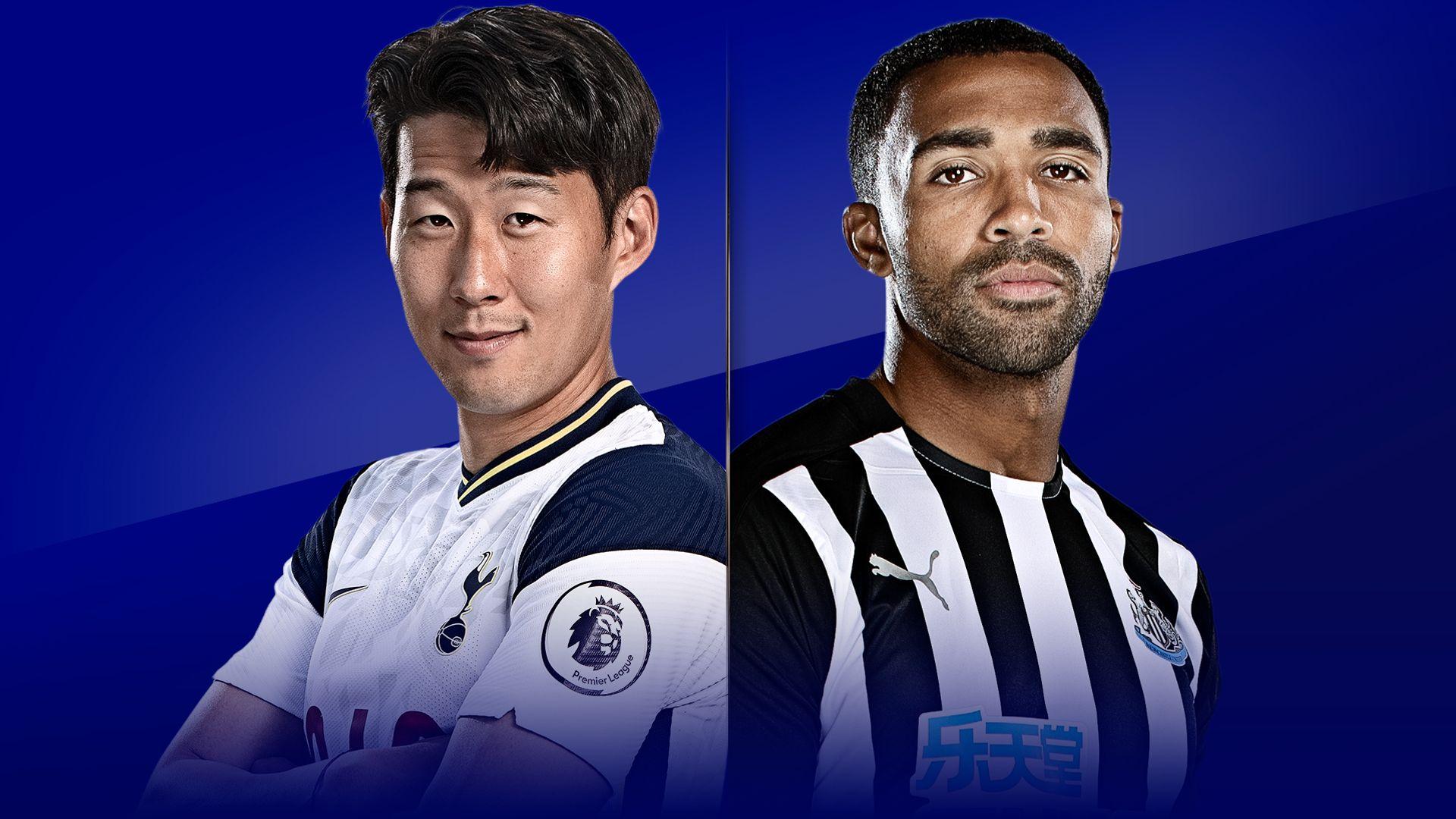 Live on Sky: Tottenham vs Newcastle