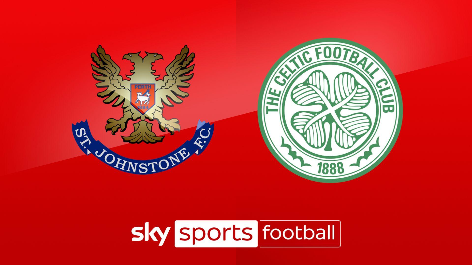 St Johnstone v Celtic LIVE!