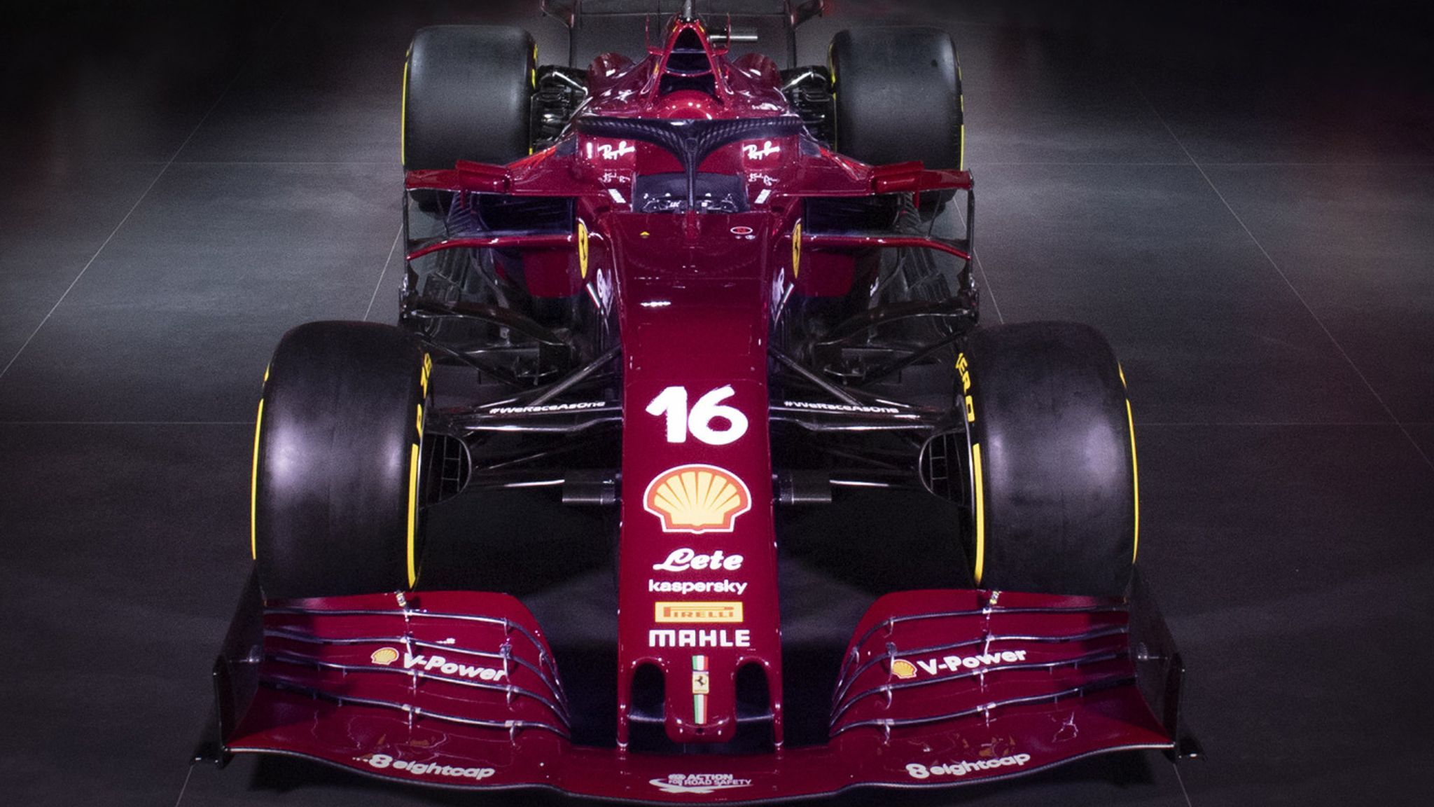 Ferrari To Run In Classic Burgundy Livery For 1000th Race At Tuscan Gp F1 News