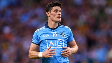 Diarmuid Connolly played a crucial role in last year's All-Ireland final replay win over Kerry