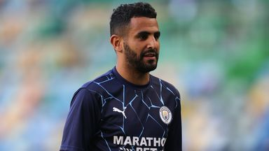 Mahrez: Leicester gave me everything