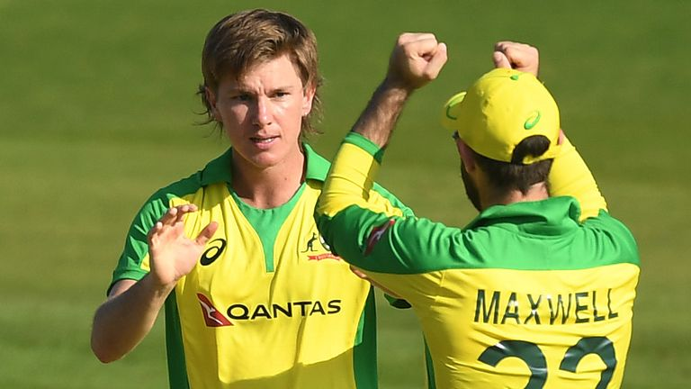 Adam Zampa wants Australia to learn from 'adaptable' England