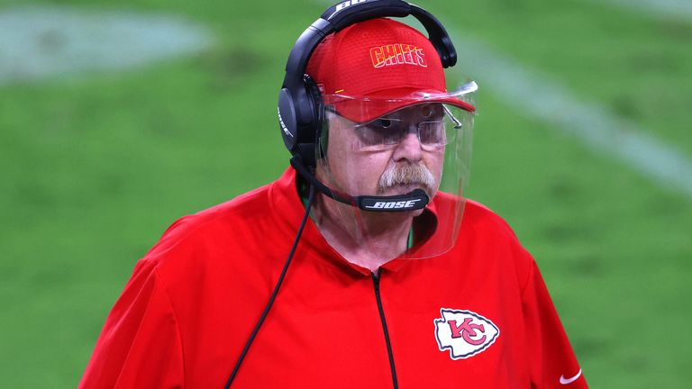 Andy Reid produced another coaching masterclass as the Chiefs beat the Ravens