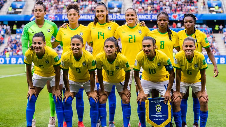 Brazil joins Australia, Norway and New Zealand to pay their team equal pay
