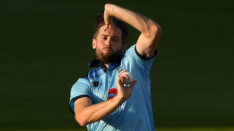 Chris Woakes says he would not rule out England's players taking a pay cut or making further donations