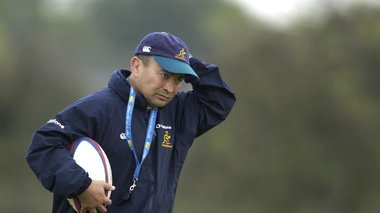 Eddie Jones reflects on the process he went through when he lost his job as Australia head coach