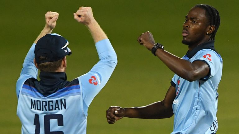 England will now play three ODIs in the Netherlands in May 2022 with the series pushed back a year because of the coronavirus pandemic