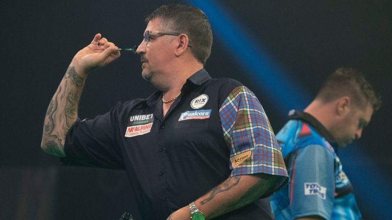 Gary Anderson has decided not to travel to Germany for the Autumn Series and Austria for the World Series