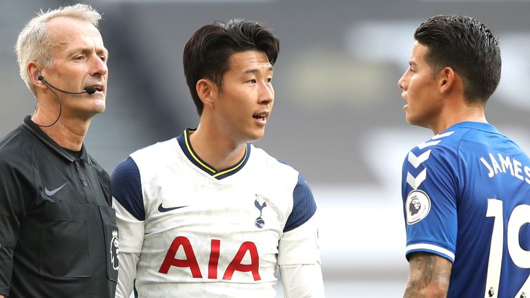 Heung-Min Son was dangerous in fleeting moments for Tottenham