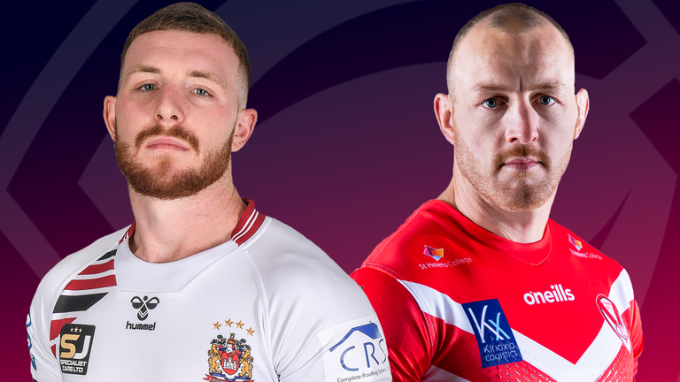 Will Wigan or St Helens emerge triumphant in this year's Super League Grand Final?
