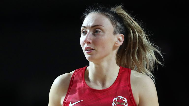 The Vitality Roses return to court for the first time since January