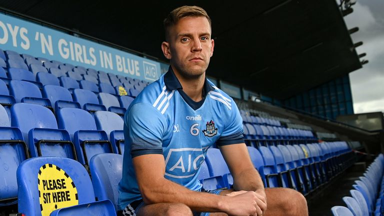 Cooper was speaking at AIG's launch of the 2020 Dublin All-Ireland GAA season