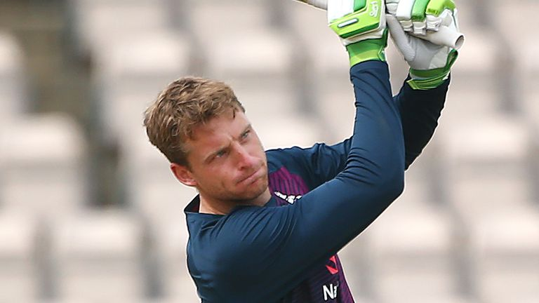 Jos Buttler will open the batting in the T20 series against Australia