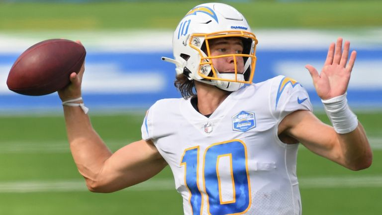 The Chargers are scheduled to face the Broncos on Sunday
