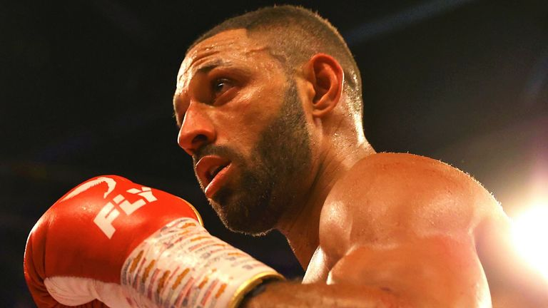 Kell Brook is the front runner to face WBO champion Terence Crawford