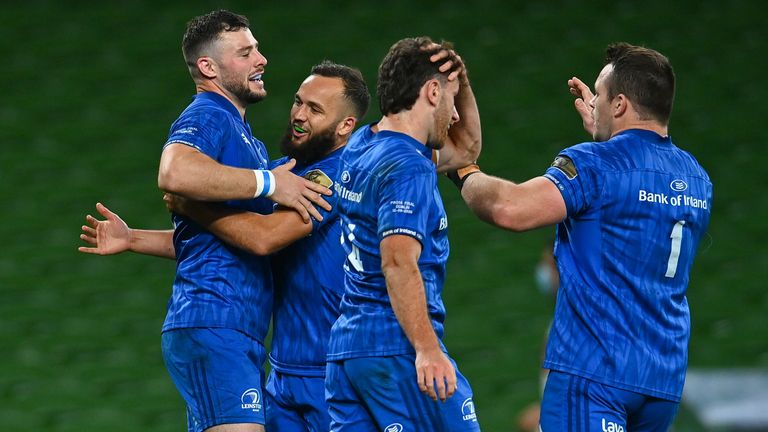 Leinster's 27-5 victory was the largest final win in PR014 history