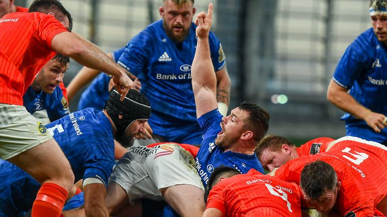 Leinster have beaten Munster at the semi-final stage of the PRO14 for the last three seasons on the bounce