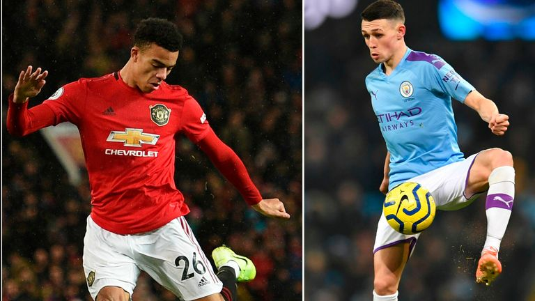 Greenwood and Foden both made their England debuts against Iceland on Saturday