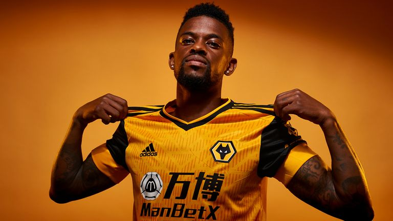 Semedo is the latest Portugal international to join Wolves